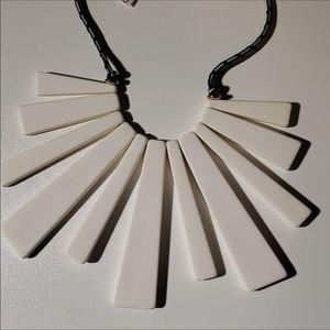 Trina Turk Large Resin Necklace